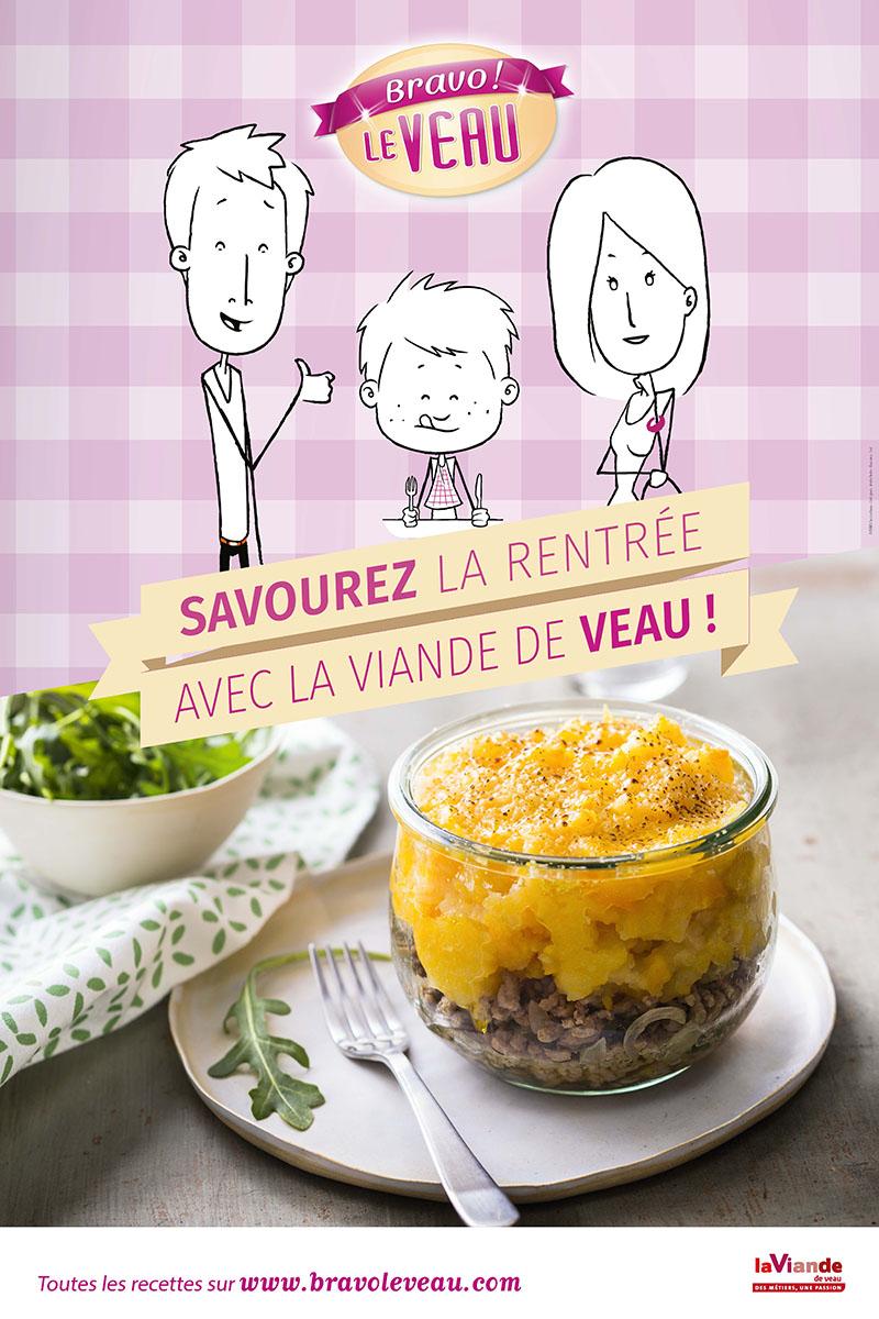 Bravo le Veau !