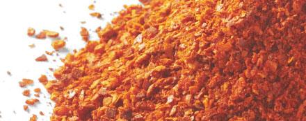 Épices : leurs spécificités. Le piment d'Espelette.