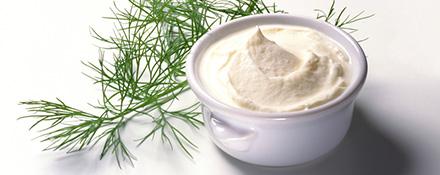 Du bon usage de la sauce pour viande - Crème fraiche