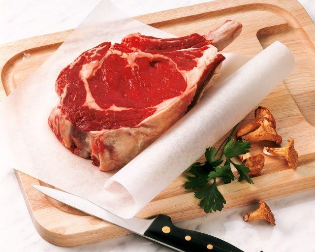 Steak de b uf parfaitement cuit - Cuisiner langue de boeuf ...