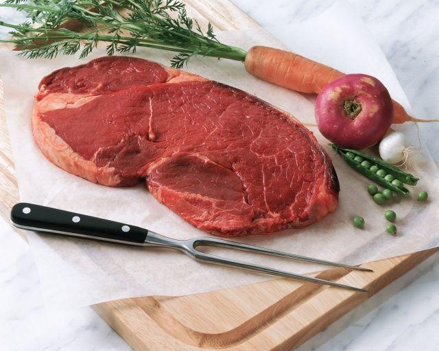 Rumsteck cuisine et achat la - Comment cuisiner le coeur de boeuf en tranche ...