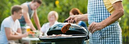 Cuire la viande au barbecue