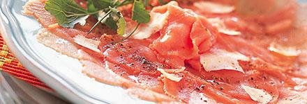Viande de veau crue : tartares et carpaccios