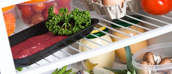 Conserver la viande, réfrigérateur. © Chlorophylle - Fotolia.com