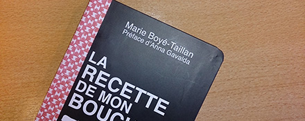 Marie Boyé-Taillan - La recette de mon Boucher