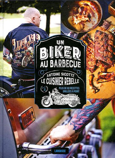 Un biker au barbecue