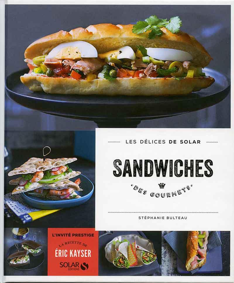 Sandwiches des gourmets