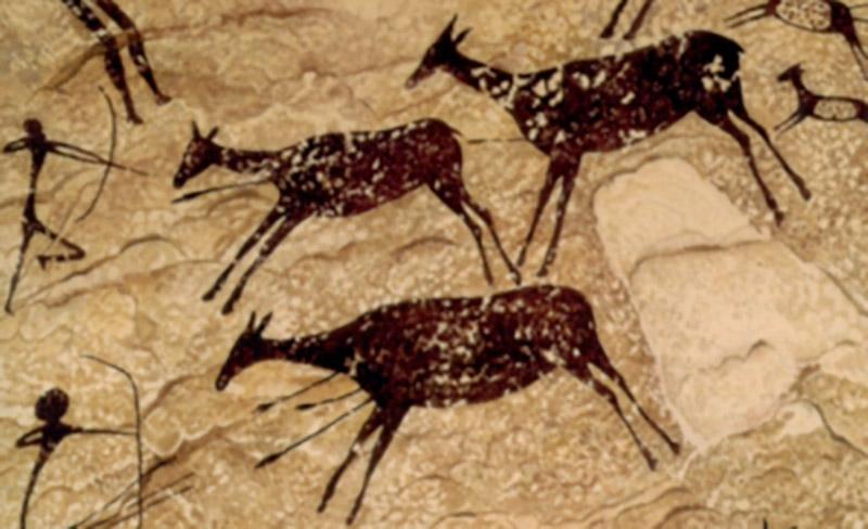Mangeurs de viande - de la préhistoire à nos jours