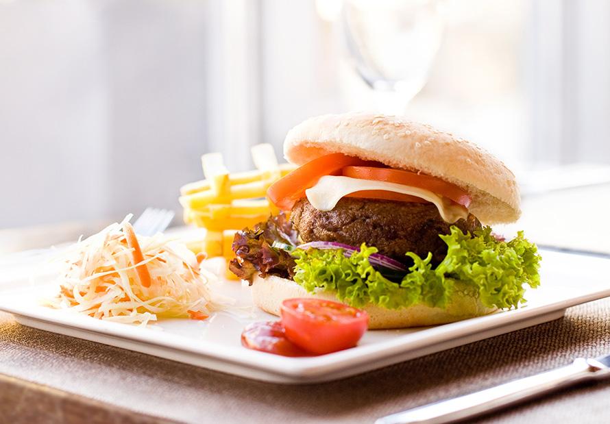 Le choix des ingrédients, la clé du burger réussi