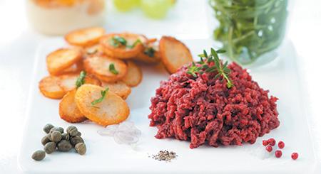 Tartare ou cuit, le steak haché s'adapte à toutes les cuissons