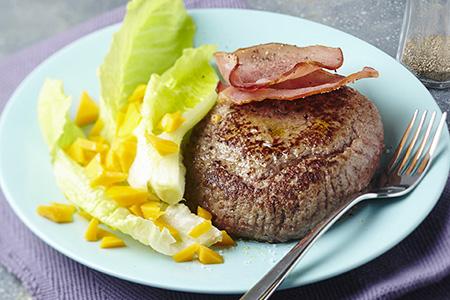 Le steak haché : tendresse et saveur au menu