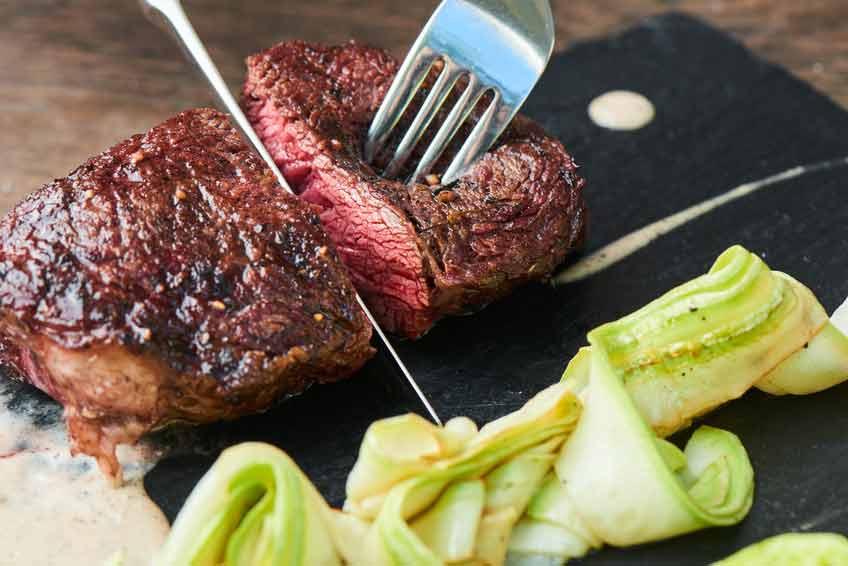Petite histoire du couteau à viande