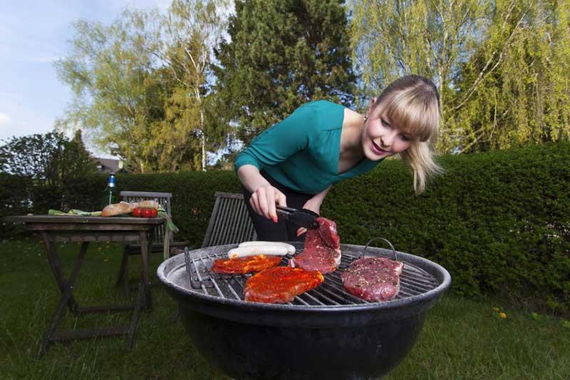 Une pince à viande, pour quoi faire ?