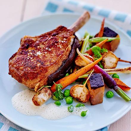 comment laquer une viande