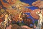 Les animaux d'élevage et les mythologies grecque et romaine Le Taureau et le Marathon