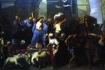 Dieu, les animaux et la Bible Jésus chassant les marchands du Temple