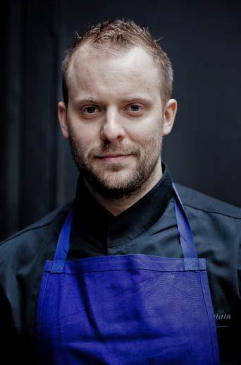 David Toutain, jeune chef surdoué et chouchou des foodies