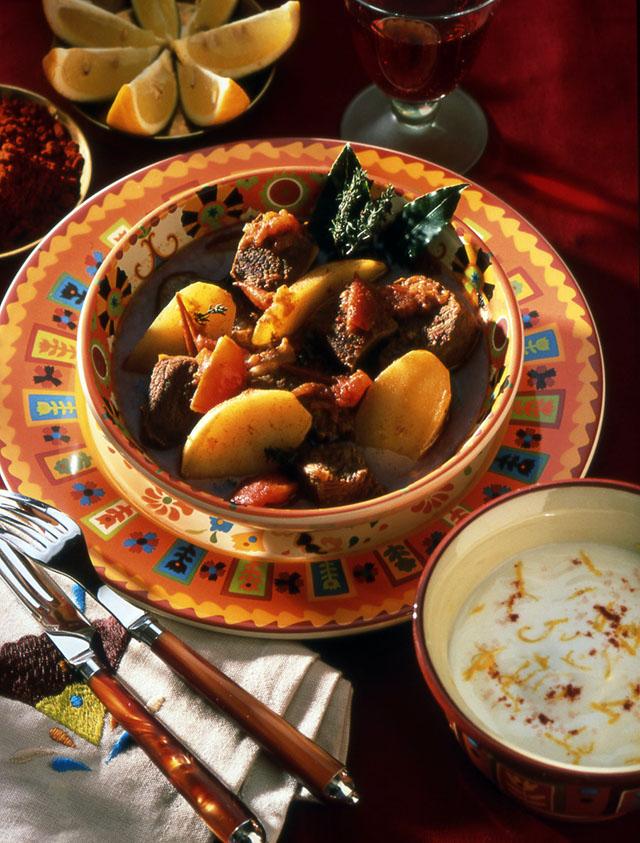 Hongrie le goulash base de b uf plat national de for Cuisine hongroise