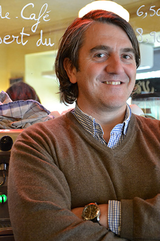 Jean-Guillaume Dufour, fondateur des restaurants Les Tontons