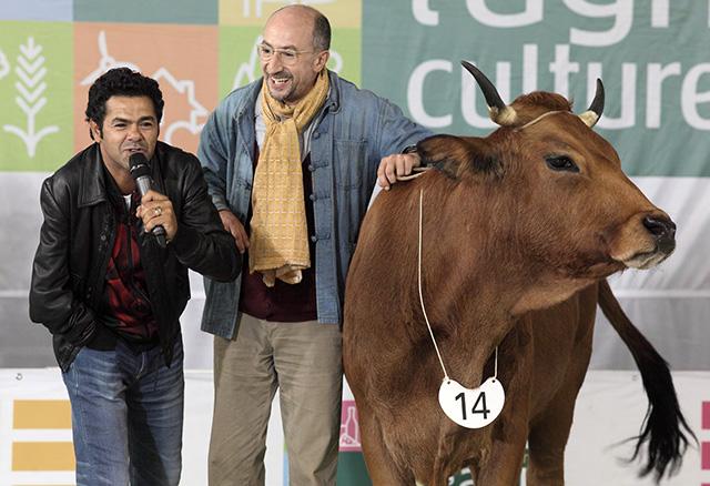 La Vache le film