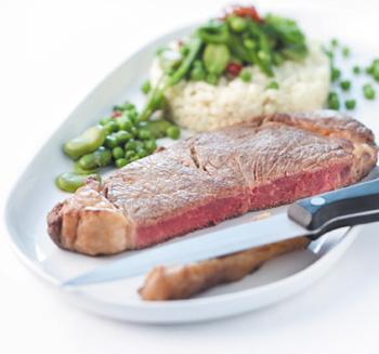 Teneurs en lipides de la viande