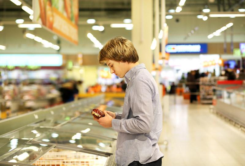 Le comportement alimentaire des adolescents
