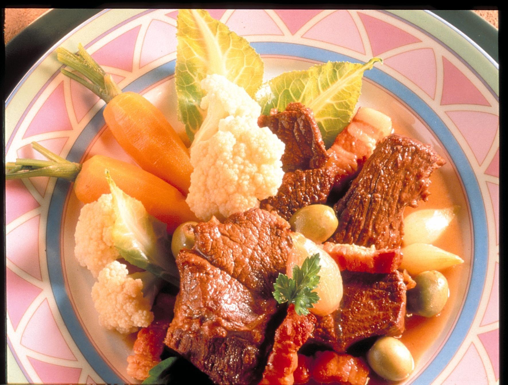 Gibelotte de boeuf recettes de cuisine la for Viande cuisinee