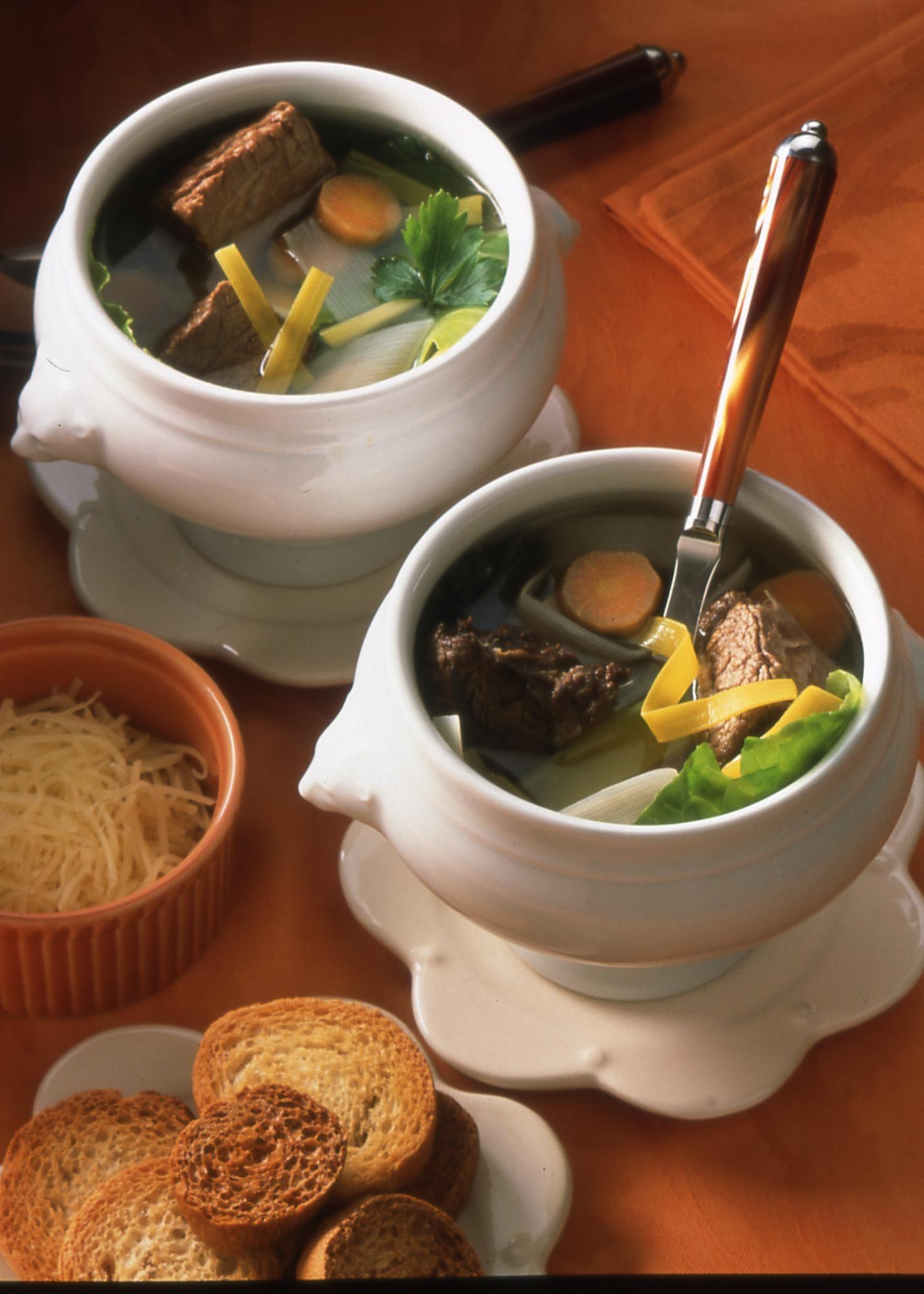 Marmites de boeuf recettes de cuisine la for Viande cuisinee