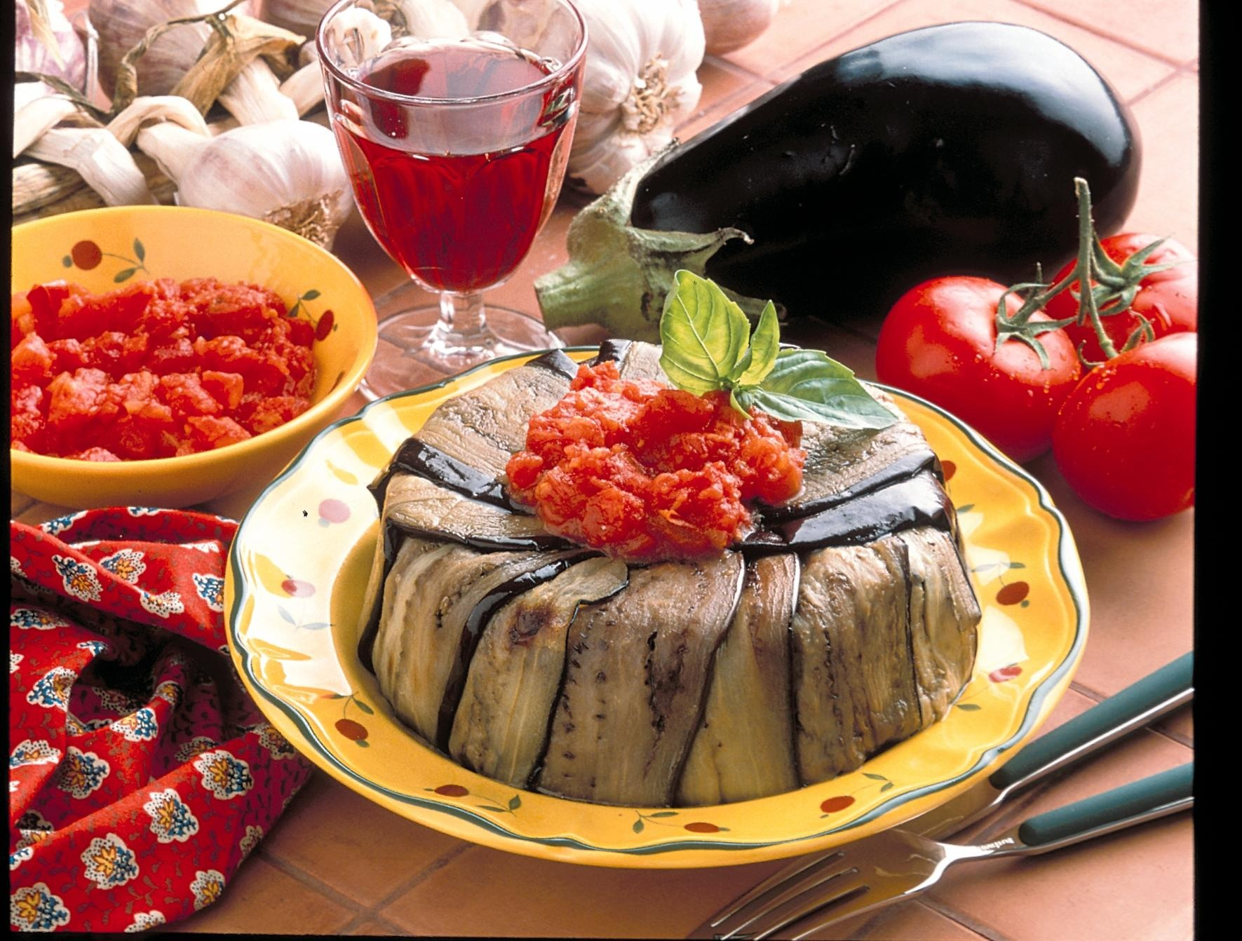 Tian d 39 agneau aux aubergines recettes de cuisine la for Viande cuisinee
