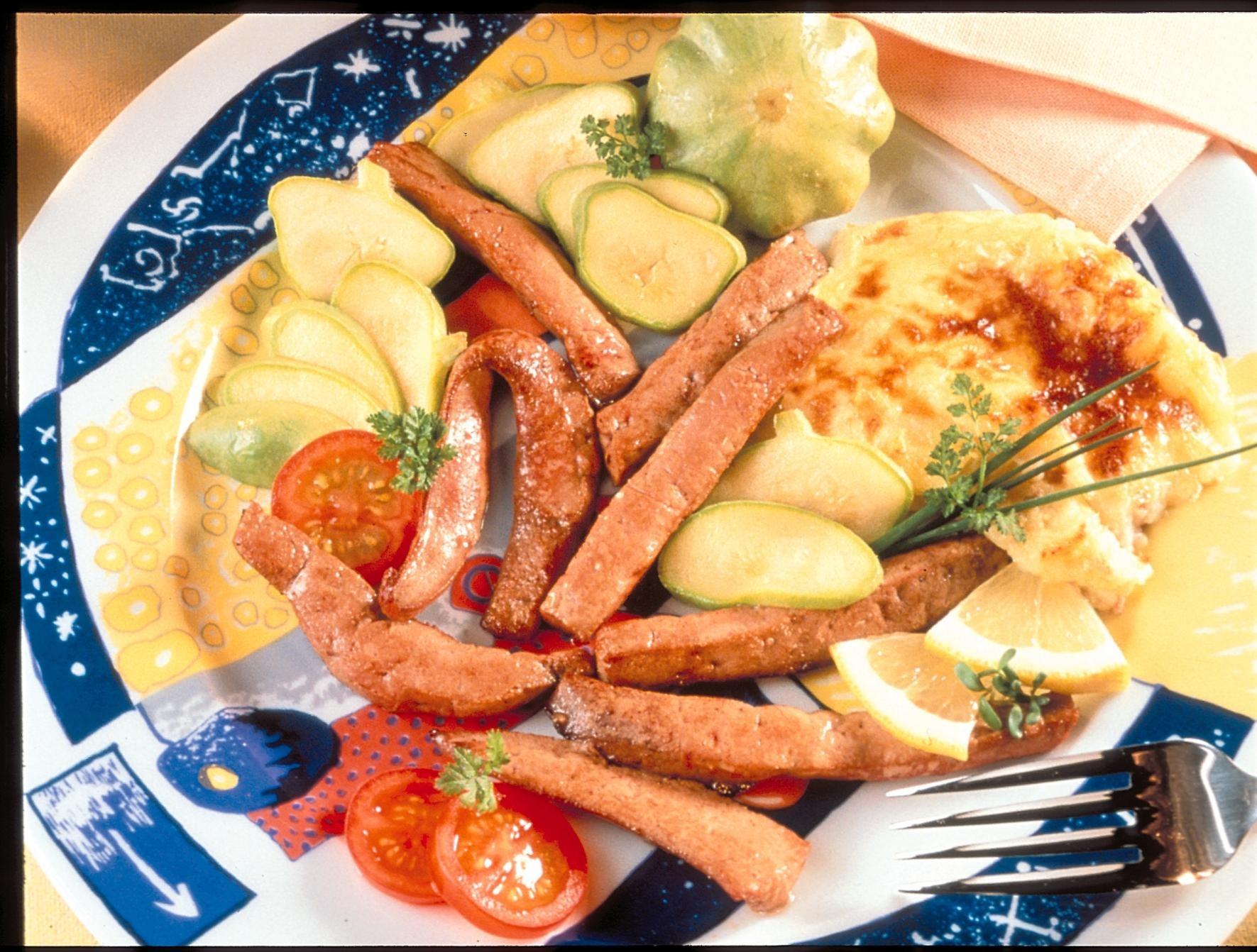 Crispie de foie recettes de cuisine la for Viande cuisinee