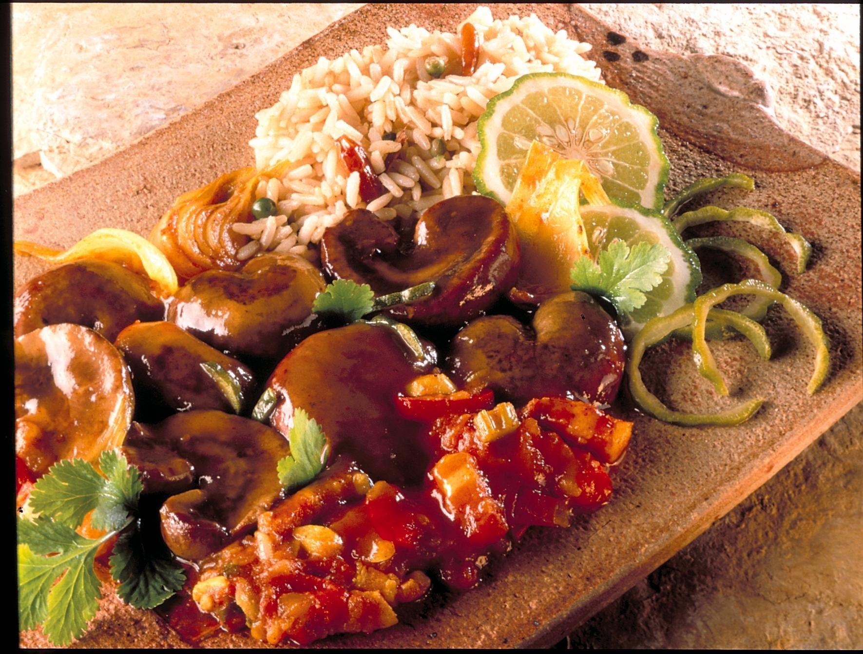 Cuisiner rognons de veau comment cuisiner les rognons 28 - Cuisiner le collier de veau ...