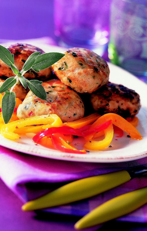 Hachis de porc en caillettes recettes de cuisine la for Viande cuisinee