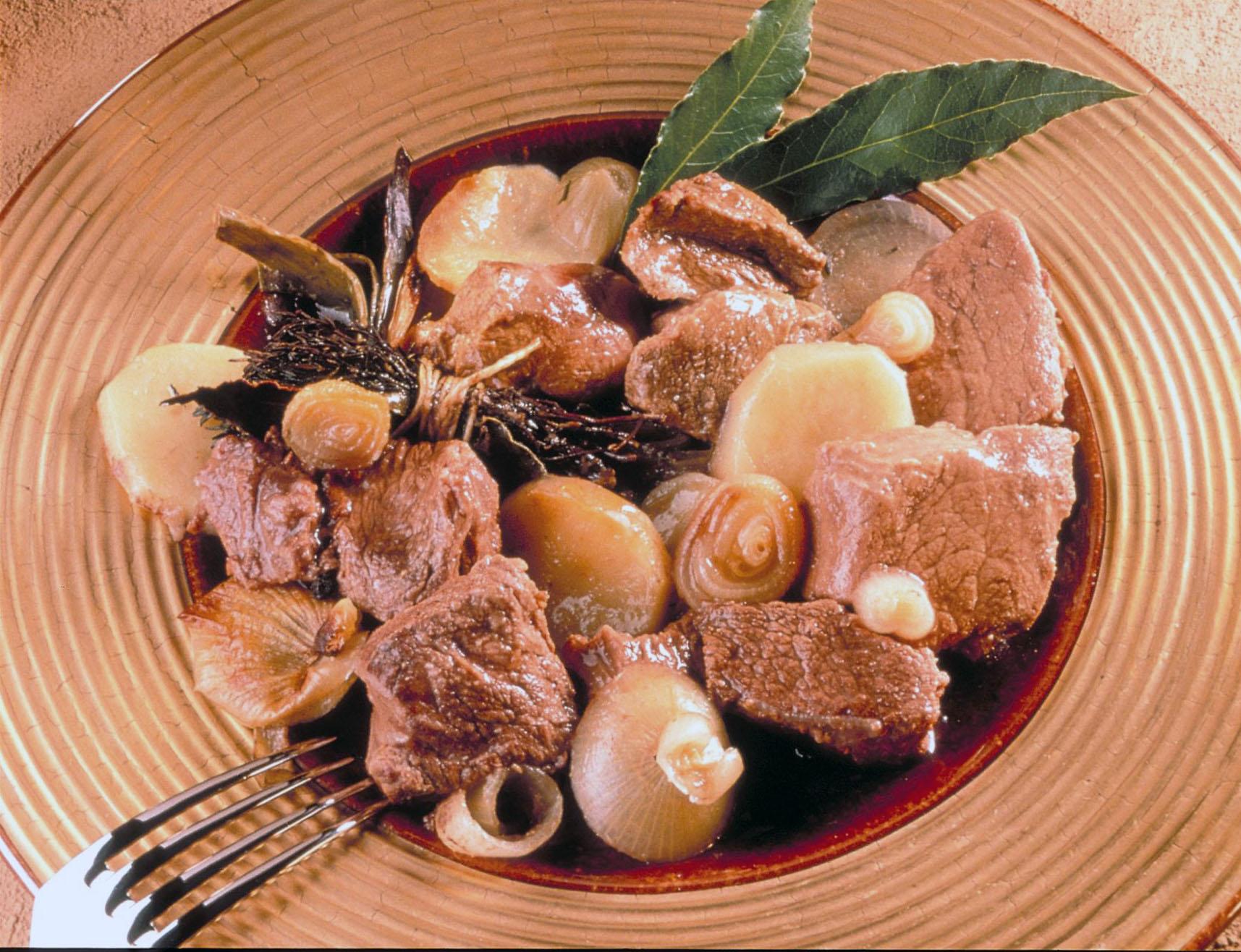 Baeckeoffe recettes de cuisine la for Viande cuisinee