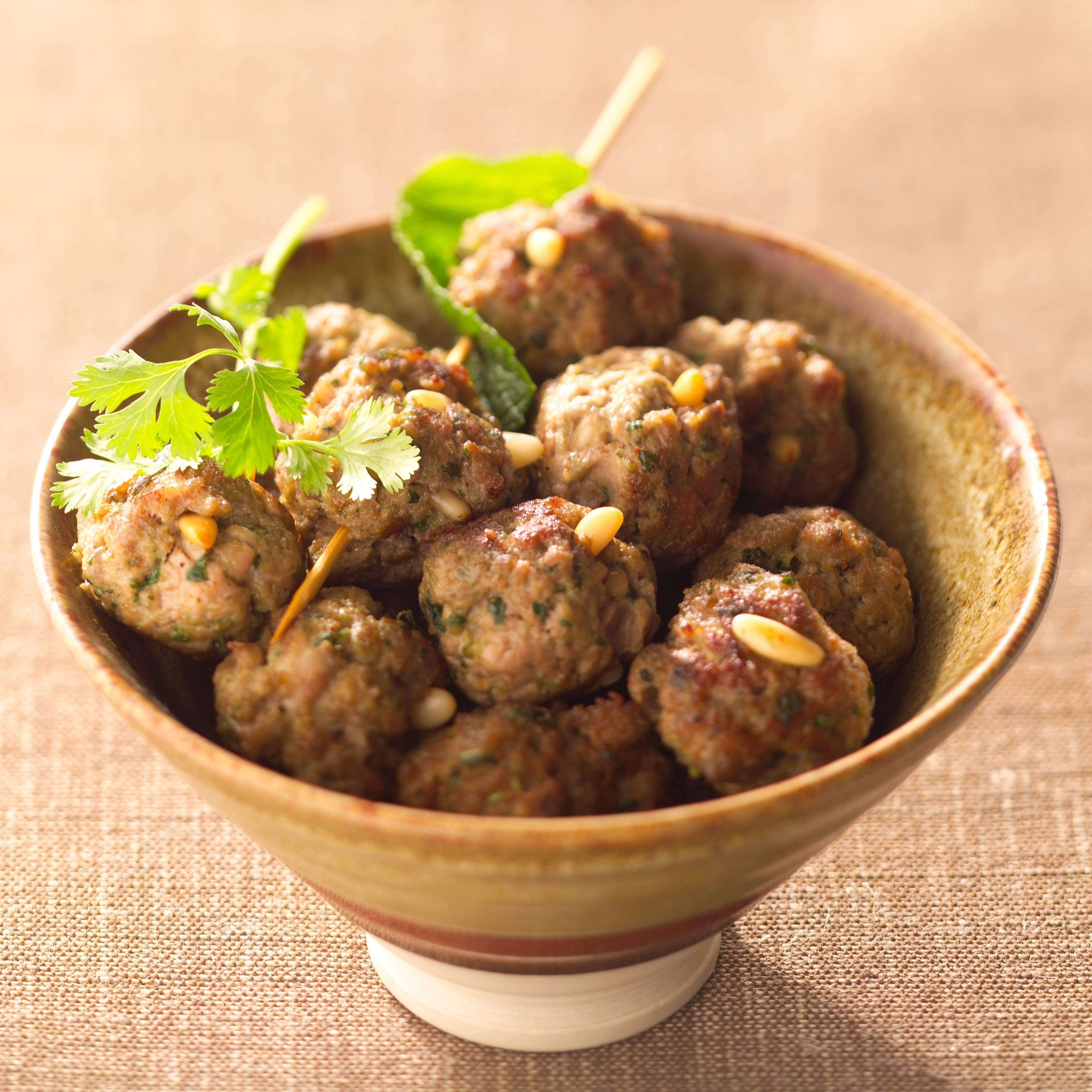 Keftas d 39 agneau aux herbes recettes de cuisine la for Viande cuisinee