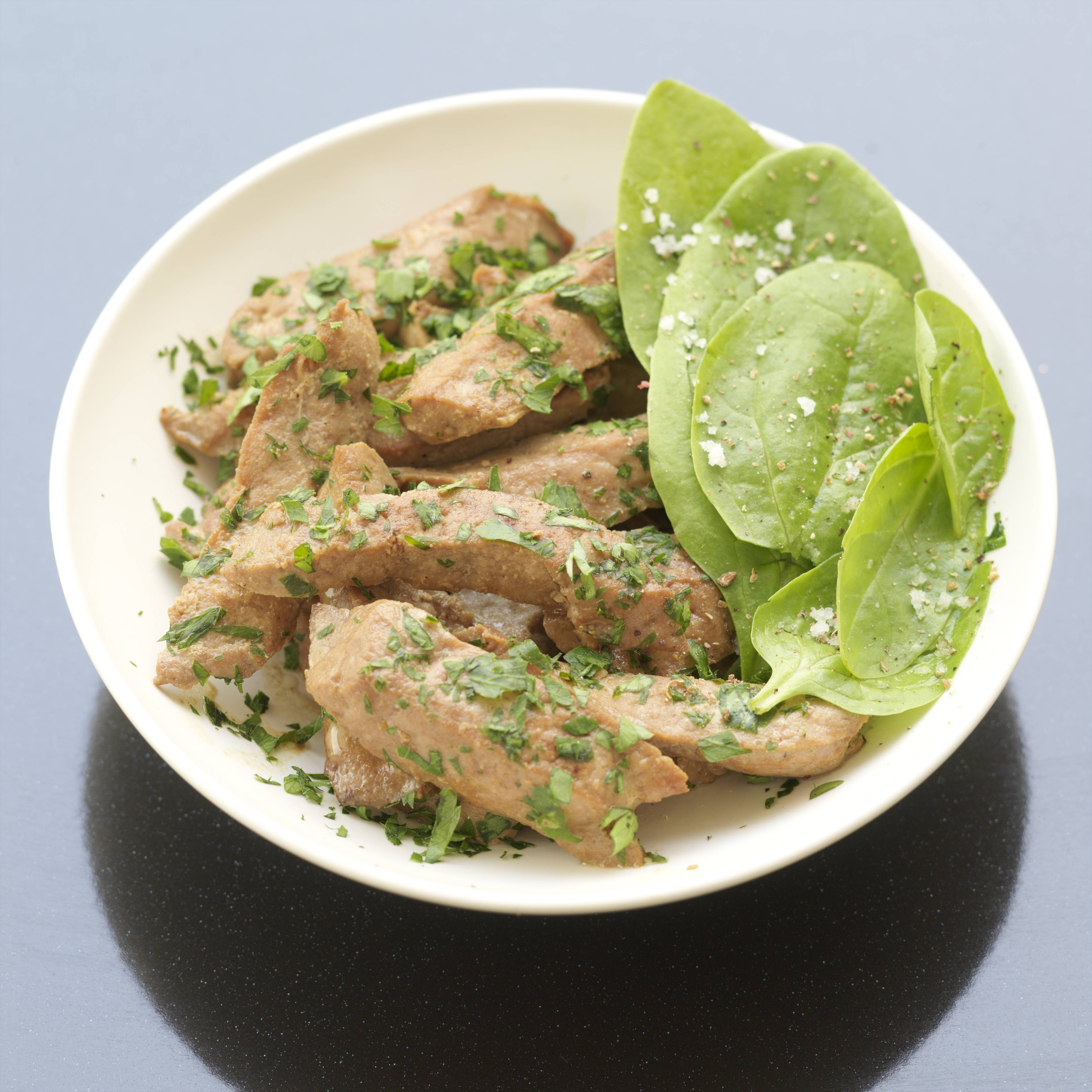 Foie de veau citron cumin et curcuma recettes de cuisine la - Cuisiner le foie de veau ...