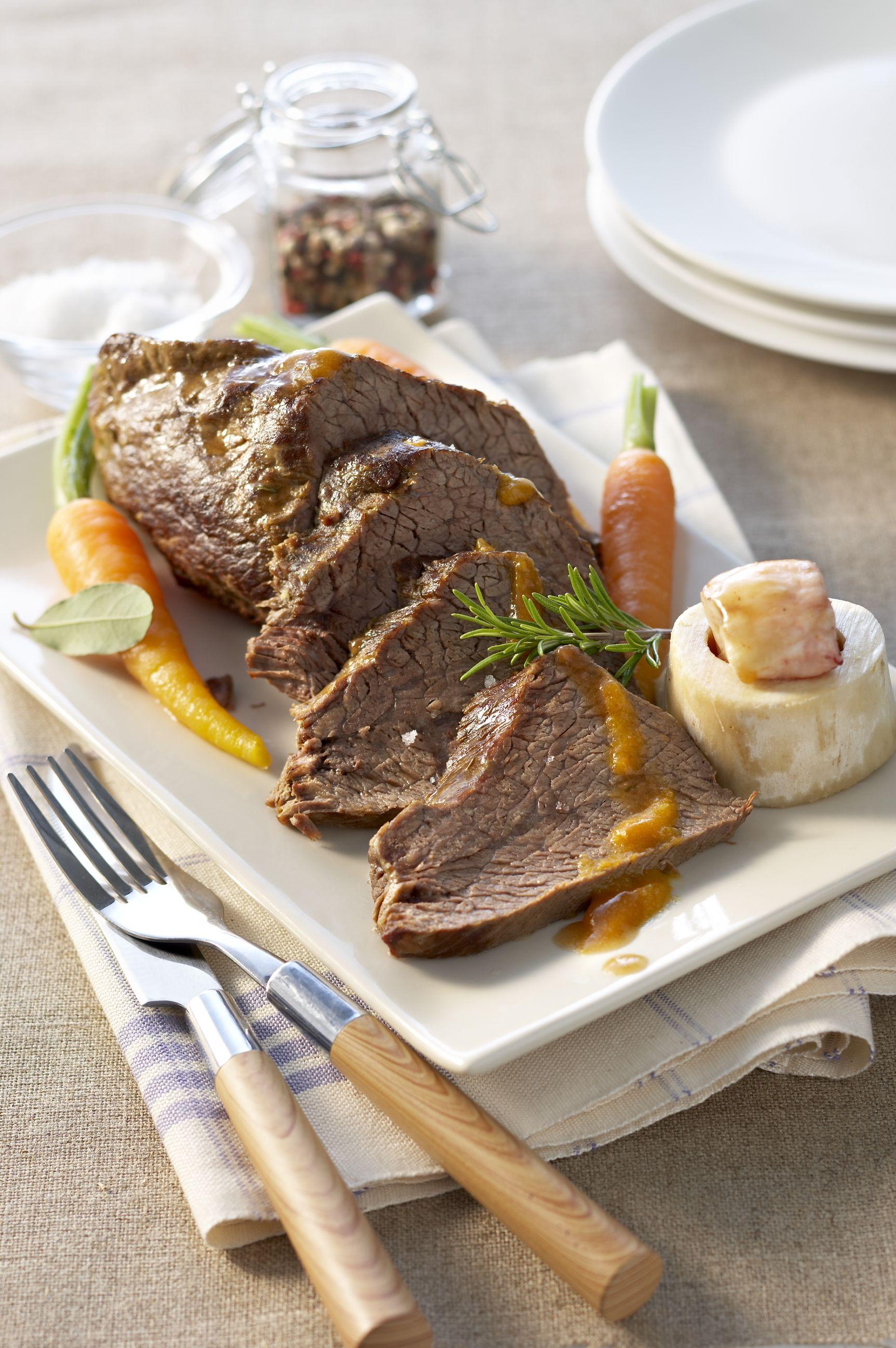 Aiguillette de boeuf en cocotte recettes de cuisine la for Viande cuisinee