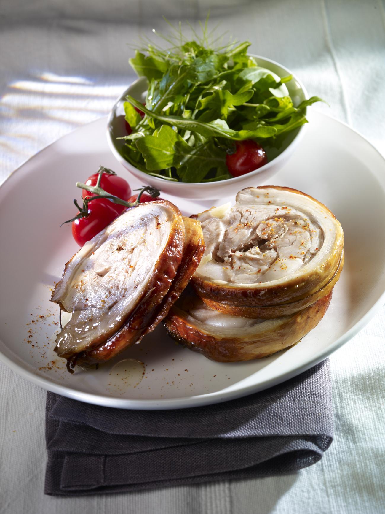 Poitrine de veau confite recettes de cuisine la for Viande cuisinee