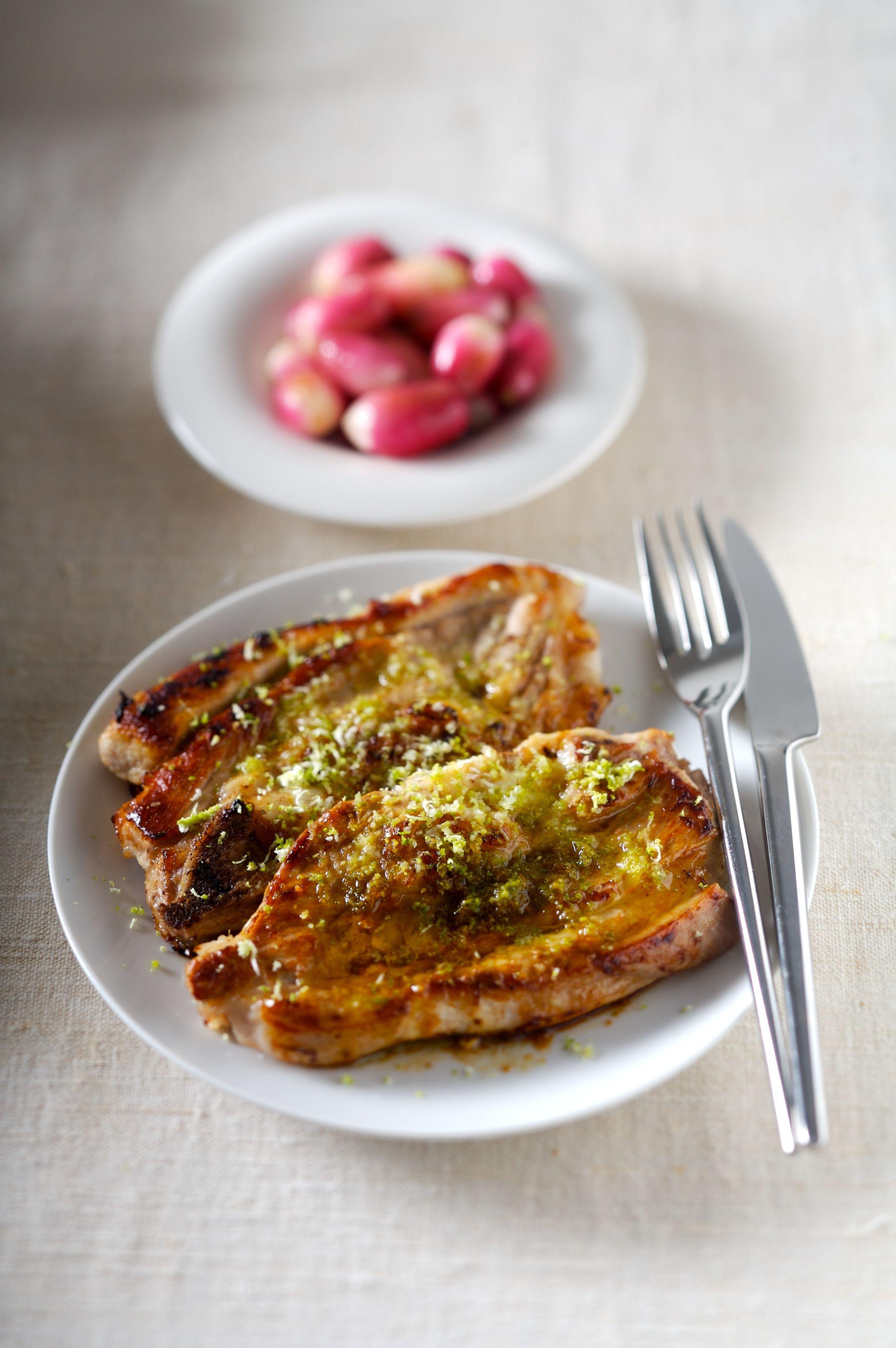 Tendrons de veau au citron vert recettes de cuisine la - Cuisiner tendron de veau ...