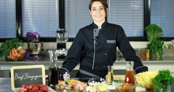 Boeuf bourguignon p tes fraiches cuisiner la viande c 39 est facile web tv la - Cuisiner le bar ...
