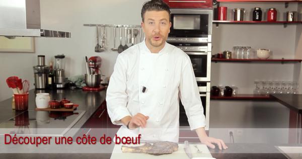 Comment d couper une c te de b uf cuisiner la viande les essentiels la - Cuisiner le bar ...