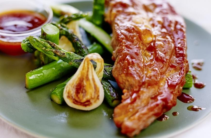 Cette semaine : « Spécial barbecue : le tendron de veau à